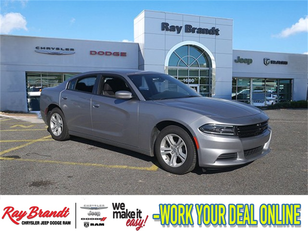 Certified Pre Owned 2018 Dodge Charger Sxt Rwd 4d Sedan Ray Brandt