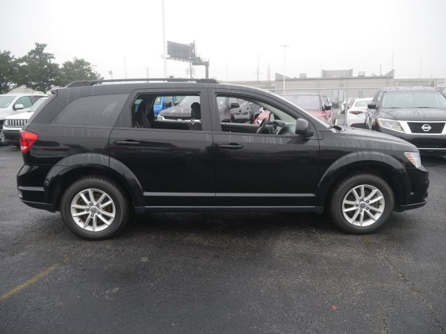 Pre Owned 2017 Dodge Journey Sxt 4d Sport Utility In Harvey